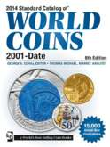 Catalogo World Coin 2001 hasta la fecha
