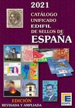 Edifil Catalogue of Spain 2013