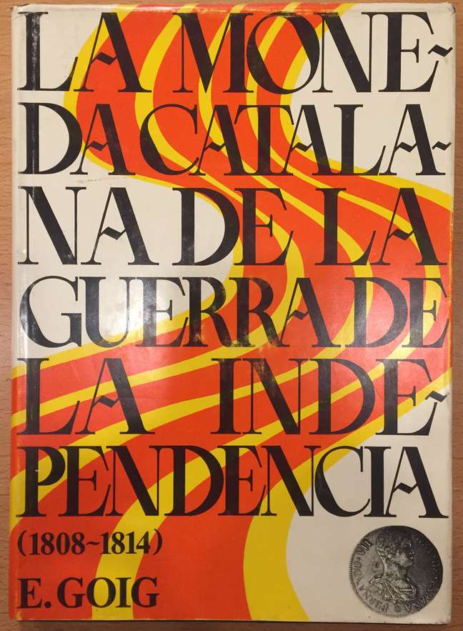 LA MONEDA CATALANA DE LA GUERRA DE LA INDEPENDENCIA Phildom