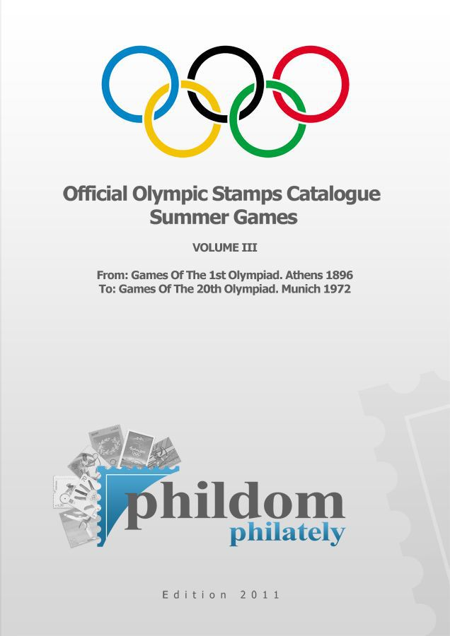 Official IOC Catalogue of Olympic Stamps. VOLUME III