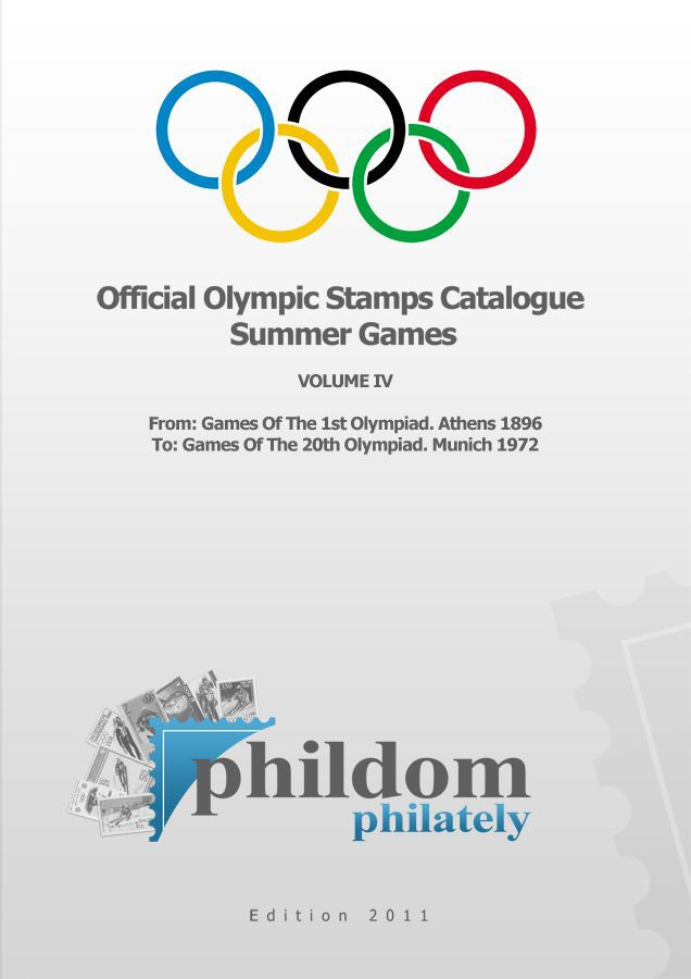 Official IOC Catalogue of Olympic Stamps. VOLUME IV