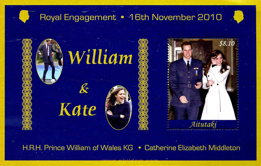 BODA DEL PRINCIPE WILLIAM DE GALES Y CATHERINE ELIZABETH MIDDLETON
