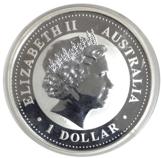 2005 AUSTRALIA 1 OZ GALLO ROOSTER