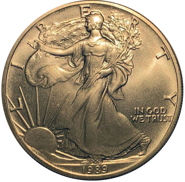 AMERICAN EAGLE BULLION COIN