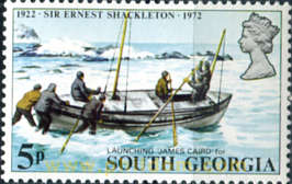 50 ANIVERSARIO DE SIR ERNEST SHACKLETON