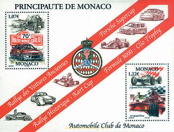 AUTOMOVIL CLUB DE MONACO