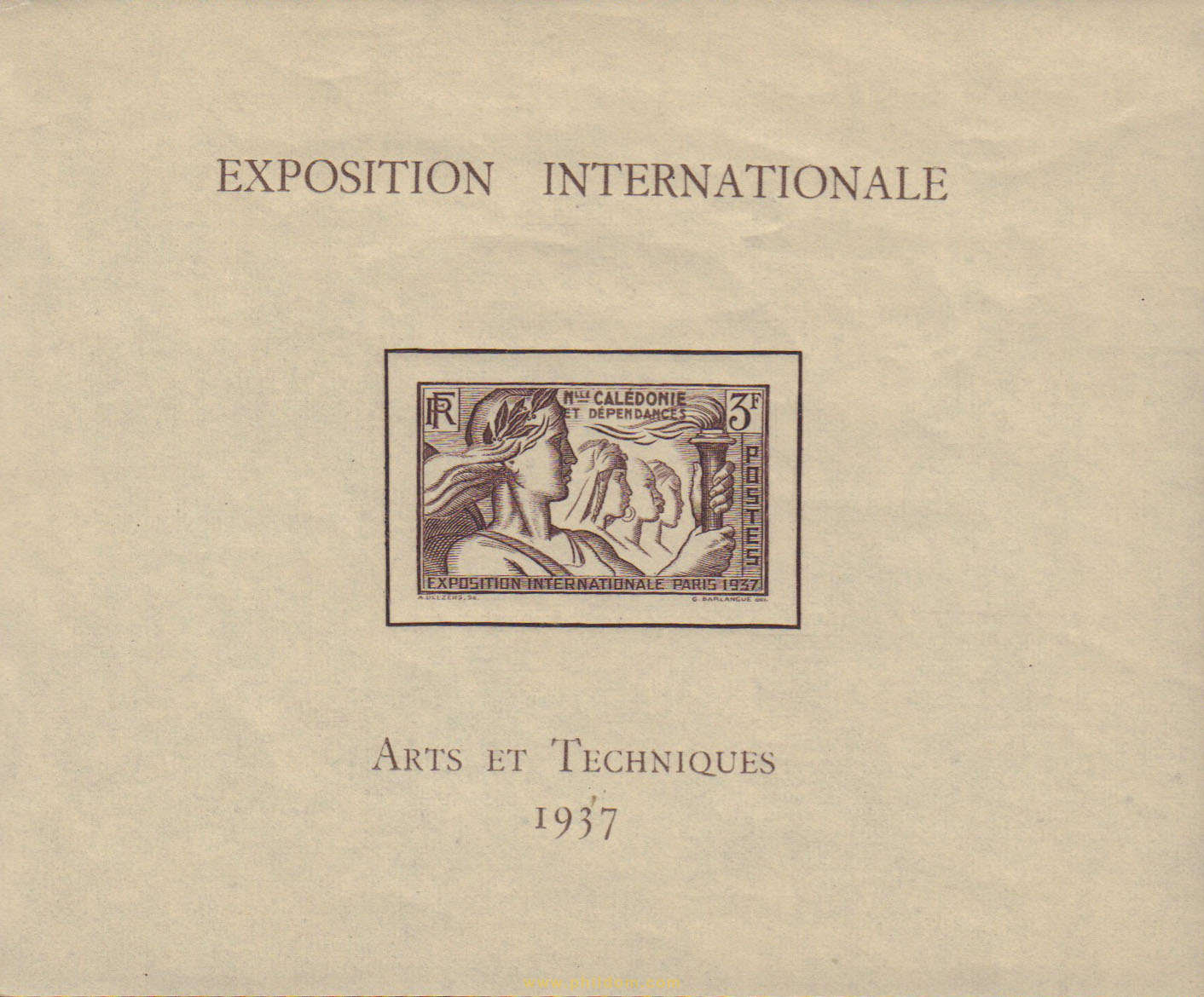 EXPOSICON INTERNACIONAL EN PARIS