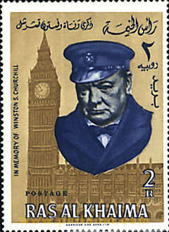 EN MEMORIA DE SIR WINSTON CHURCHILL