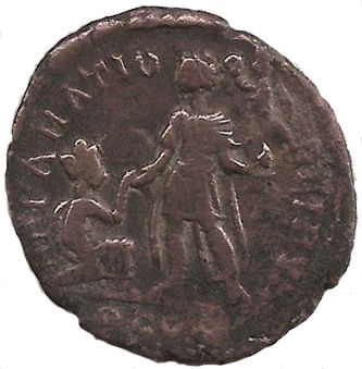 VALENTINIANO II - 375-392 d.c.