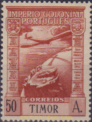 IMPERIO COLONIAL PORTUGUES