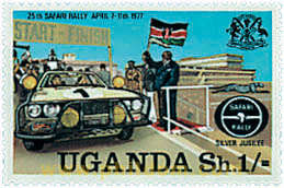 25 ANIVERSARIO DEL SAFARI RALLY